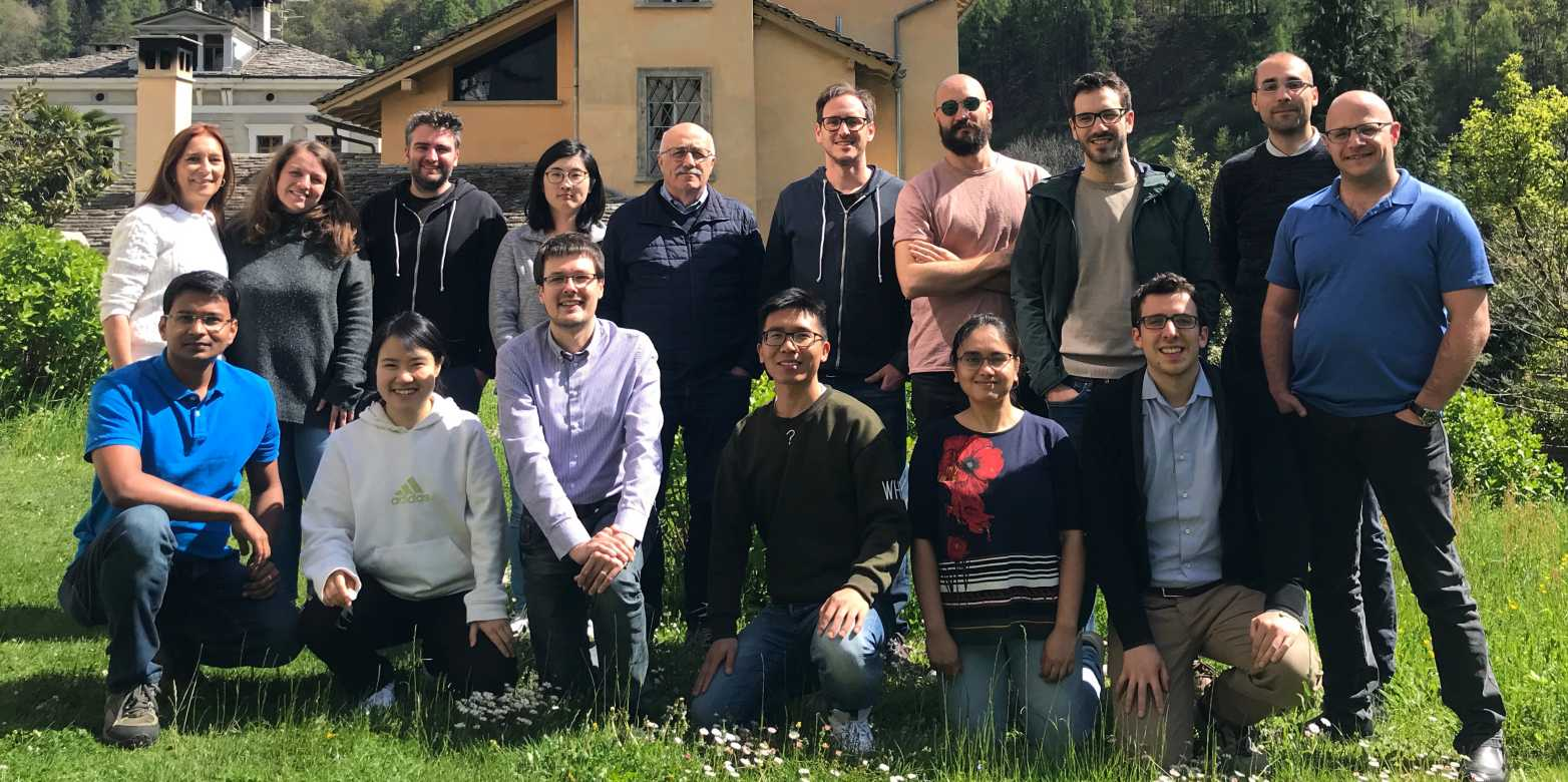 Homepage – Parrinello Research Group | ETH Zurich